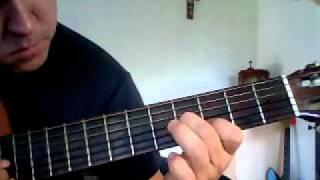 Como Tocar  La Herida (intro) - Clases de Guitarra On Line