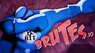 BRUTES.IO RAMPAGING!! - Best IO Game Ever! (Brutes.io Game / Brutes.io Gameplay)
