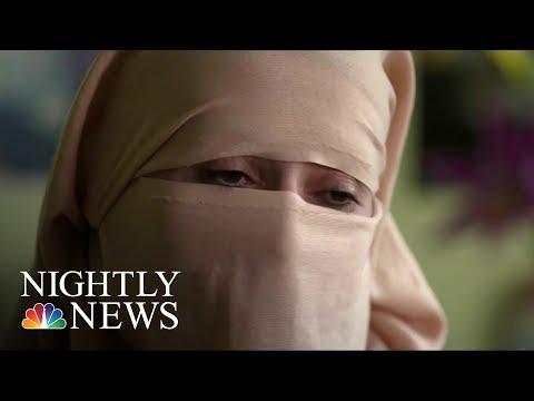 A German Program Is Helping Yazidi Women Rebuild Their Lives | NBC Nightly News