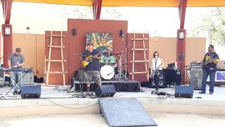 J.J. Otero - Son of Hweeldi - Performing at Indian Village - NM State Fare 2018