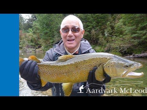 Heli Fishing From Stonefly Lodge New Zealand