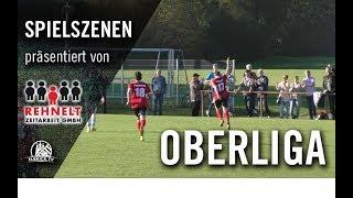 Rugenbergen - Wedeler TSV (12. Spieltag, Oberliga) | Präsentiert von Rehnelt