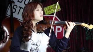 찔레꽃 - Electric violinist Jo A Ram