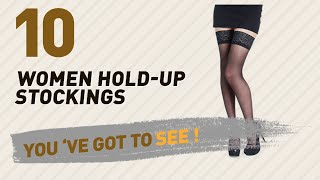 Women Hold-Up Stockings, Amazon Uk Best Sellers Collection // Women's Fashion 2017