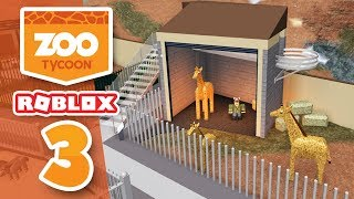NEW ANIMALS - Roblox Zoo Tycoon #3