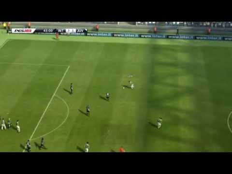 PES 13 Master Liga Inter - Juventus Ep.9 [ Srpski Gameplay ]