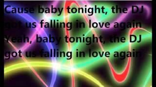 Usher Ft Pit Bull Dj Got Us Fallin In Love Lyrics