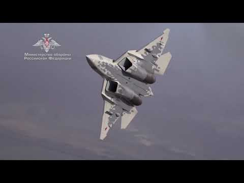 SU 57 Russia's Most Advanced Aircraft - Take off and Vertical Climb Non Stop & Fire Missile |1080p|