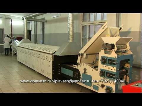оборудование для производства лаваша и роллов