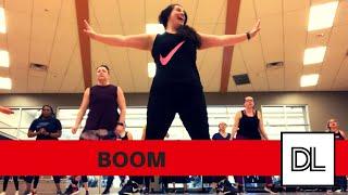 BOOM - Tiesto & SEVENN ft Gucci Mane || Original Dance Fitness Choreo