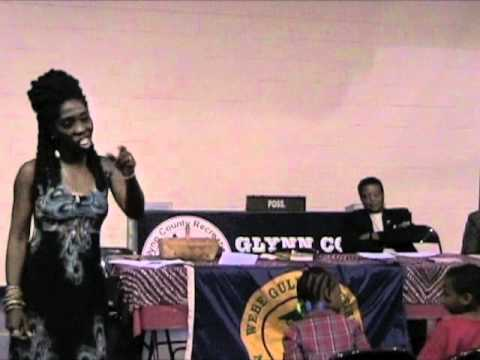 Gullah/Geechee TV Nayshun Nyews with Queen Quet Ep 97 Pt 2-Tunis Campbell Celebration 2012