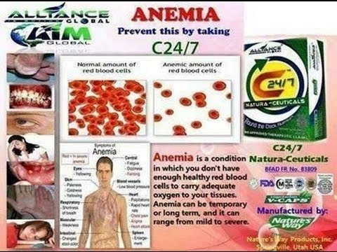 anemia causes amp preventiontreatment youtube