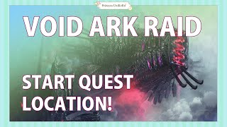 ffxiv heavensward patch 3 1 how to unlock void ark raid where is the starting quest