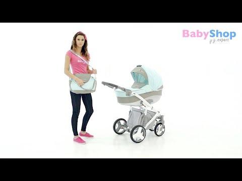 Pireus 3in1 Kombikinderwagen | Camarelo - babyshop.expert