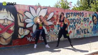 Zumba Fitness - Salsa (Choreography by Made in Dance a.k.a. MinD)