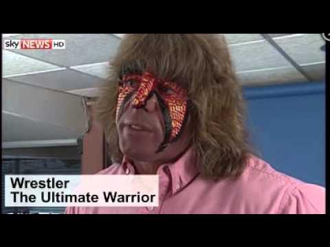 Ultimate Warrior: Wrestling Icon Dies Aged 54