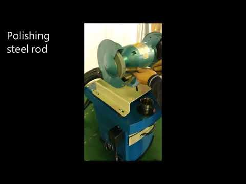 bench grinder dust collector