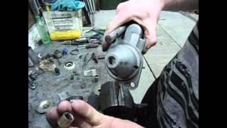 ремонт стартера 2110