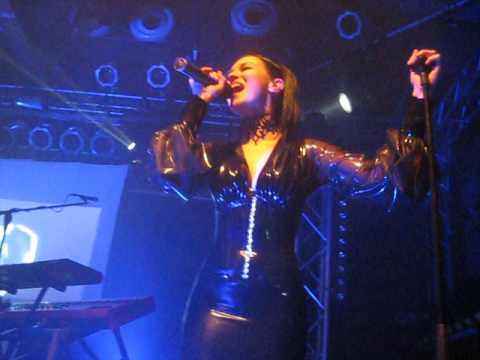 In Strict Confidence - Morpheus  Live @Musikzentrum Hannover 10.04.2014