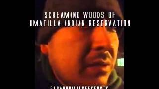 Screaming Woods of Umatilla Indian Reservation
