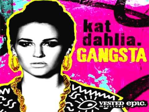 Kat Dahlia  Gangsta (Instrumental With Hook)