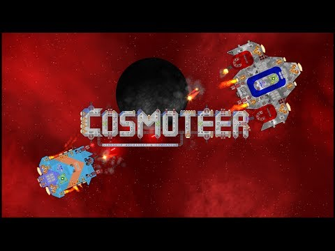 Cosmoteer - (Starship Architech & Commander Game)