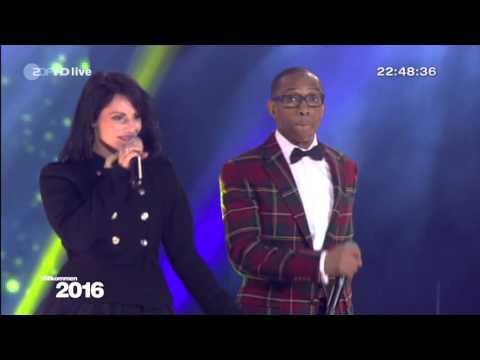 Lay Zee aka Mr. President - Coco Jambo - Silvester 2015 am Brandenburger Tor (Willkommen 2016)