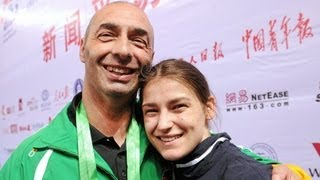 Katie Taylor Qualifies for the Olympics