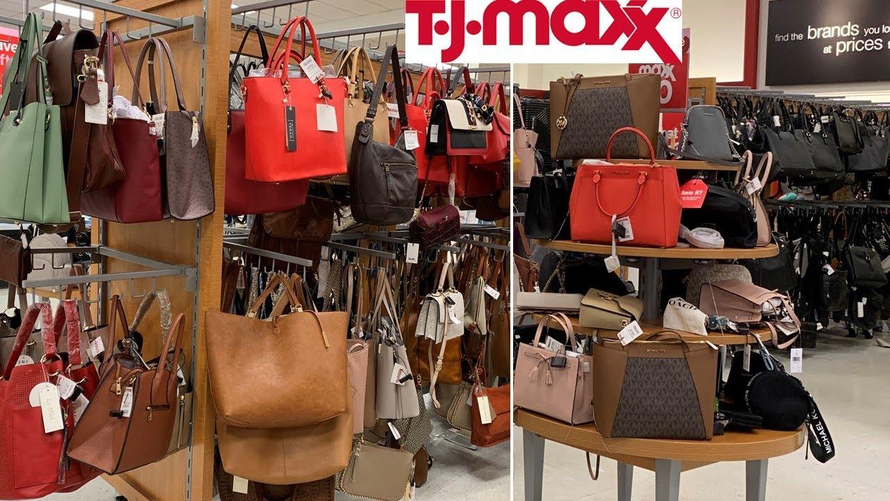 TJ MAXX Name Brand Handbags & Purses * Clearance | Shop With Me August 2020