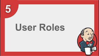 Jenkins Beginner Tutorial 5 - How to create Users + Manage + Assign Roles thumbnail