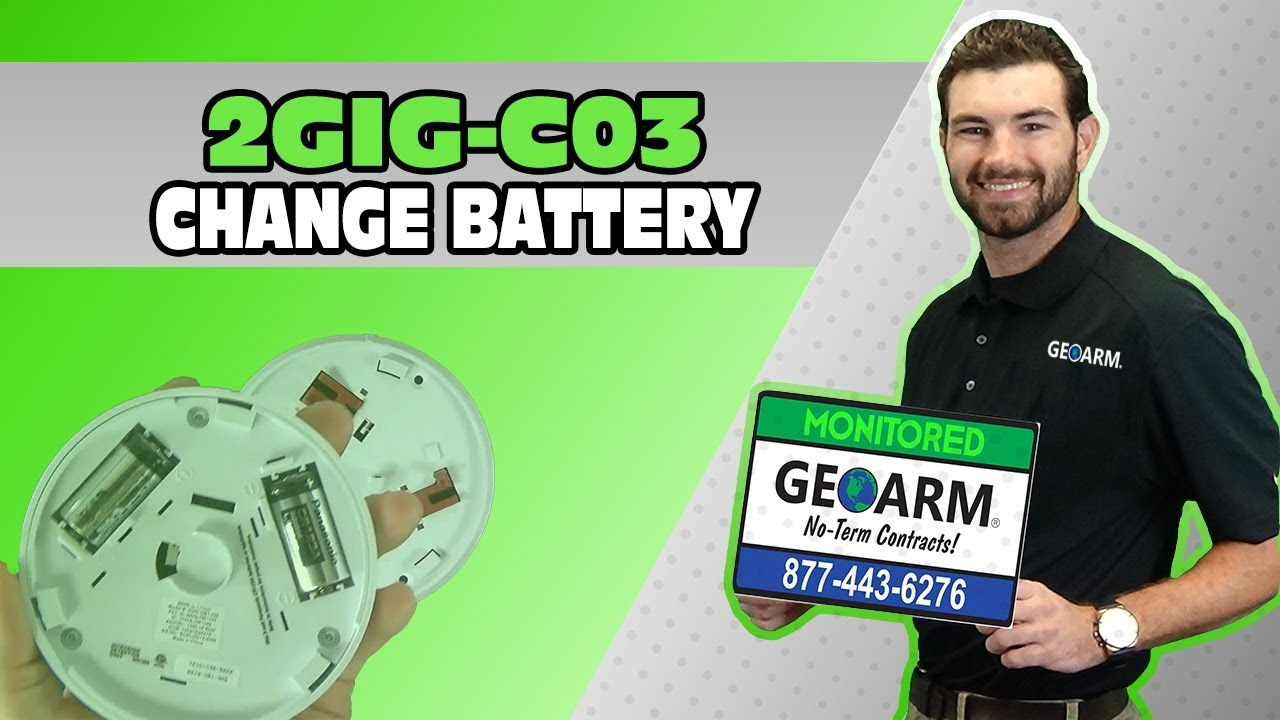 2GIG-CO3-345  EXPIRED DATES 2gig Wireless Carbon Monoxide Detector