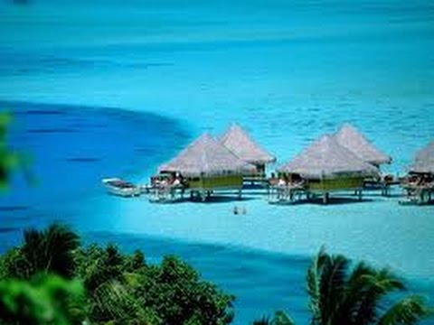 The Most Beautiful Island Maldives Bora Bora Samye Krasivye Ostrova