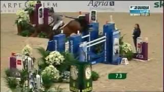 Gôteborg 2012/02/26 Coupe du Monde CSI-W 1,60 m Jump-Off Jumping