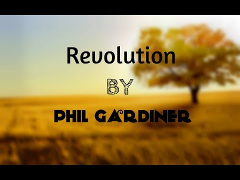 Revolution by Phil Gardiner [Free Download]