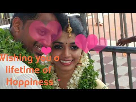 Kerala Hindu wedding Guruvayur temple | Prejil & Nidhika | April 19 | 2018