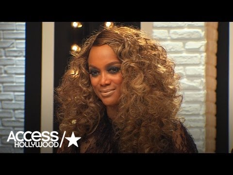 Tyra Banks On Her 'ANTM' Return Inspiration: 'The Fans Drew Me Back!' | Access Hollywood