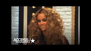 Tyra Banks On Her 'ANTM' Return Inspiration: 'The Fans Drew Me Back!'   Access Hollywood