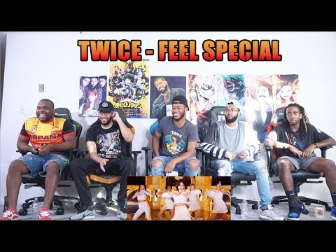 """TWICE """"Feel Special"""" M/V REACTION"""