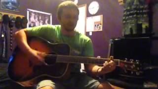 """Best of Me"" - Brantley Gilbert - Scott Blank cover"
