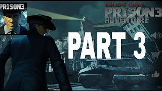 Escape Game Prison Adventure 3 Part 3 Walkthrough