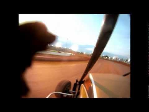 Sydney Speedway Speedcars Heat 3 24 11 12 Onboard Matt Jackson