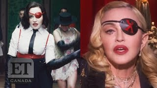 Reaction To Madonna's 'Medellin' Video