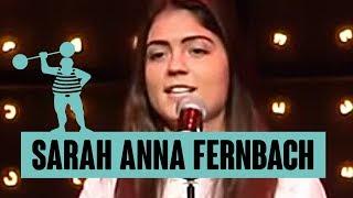 Sarah Anna Fernbach – Jemandem den Kopf zu verdrehen ist nicht romantisch, sondern Körperverletzung