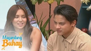 magandang buhay kathryn answers i cant help falling in love with daniel because