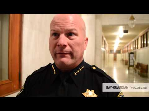 "SFPD Chief Suhr backs Vision Zero pedestrian safety plan, promises ""seismic shift"" in policy"
