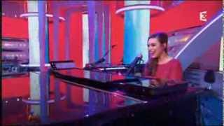 """Alexandra Maquet: """"Entre nous"""" Les chansons d'abord"""