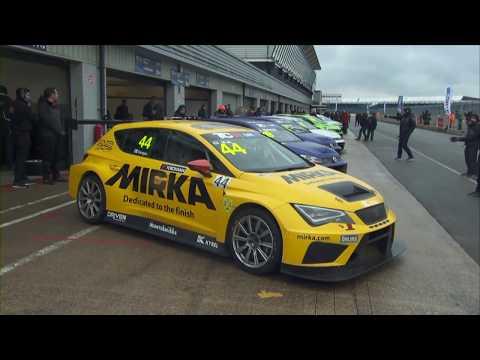 TCR UK Race Weekend @ Silverstone - Sunday Live Stream Part 3