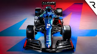 Will Alpine's 2021 F1 car justify Alonso's faith?
