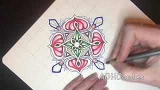 Speed Mandala - Meditation Rainbows
