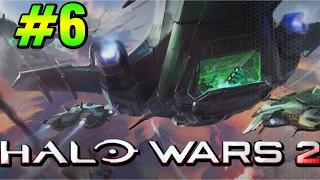 Halo Wars 2 | Misión 6 en Español Latino | Campaña Completa